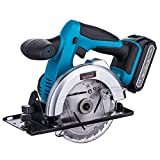 KATSU Cordless Circular Saw 135mm 18V 2.0Ah 1 Battery & Fast Charger