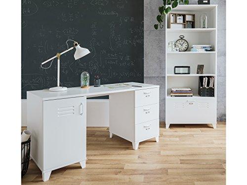 Büro-Set Büroprogramm Büromöbel Büroeinrichtung Kleinbüro (2-teilig)