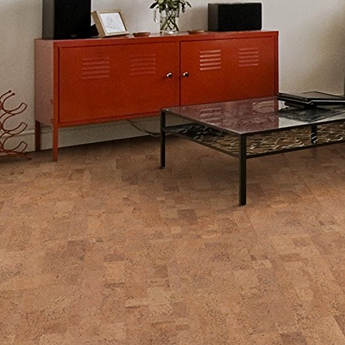 Korkboden Fertigparkett Design strukturiert lackiert Klicksystem 10,5mm Karakum CorCasa