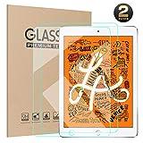 Ztotop Panzerglas Schutzfolie kompatibel mit New iPad Mini 5th 2019/ iPad Mini 4,Displayschutzfolie für iPad Mini 5 7.9 Zoll [HD Kristallklar Blasenfrei Kratzfest Anti Fingerprint](2 Stück)