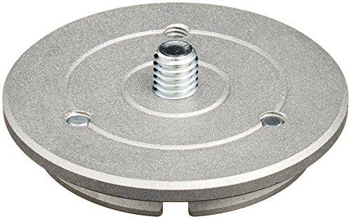Manfrotto 400PL-LOW Piastra per Testa 400, da 13 mm