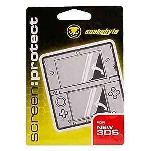 snakebyte screen:protect – Bildschirmschutzfolie – für sämtliche Nintendo Handhelds