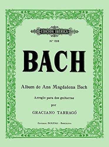 Album de Ana Magdalena Bach - 9788480205290