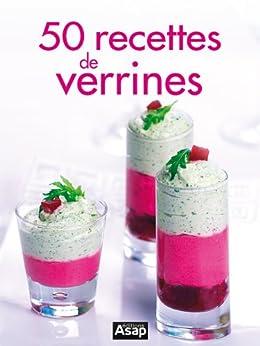 50 recettes de verrines par [Aït-Ali, Sylvie]