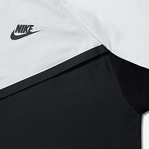 Tech Hypermesh WR Nike-Sweat-shirt-Homme Negro (Black / White / Black)