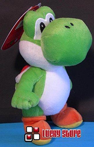 Nintendo - Yoshi Plüsch ca. 24 cm, Super Mario