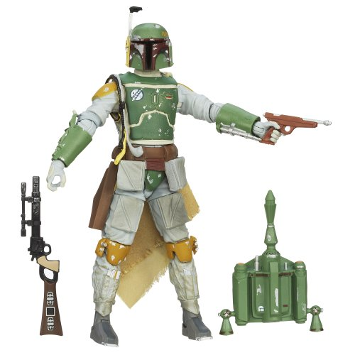 Boba Fett Actionfigur Star Wars Black Series 15 cm