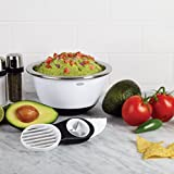 from OXO Good Grips OXO Good Grips 3-in-1 Avocado Slicer - White Model 1143380