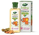 Dabur Baby Massage Oil with Olive and Al...