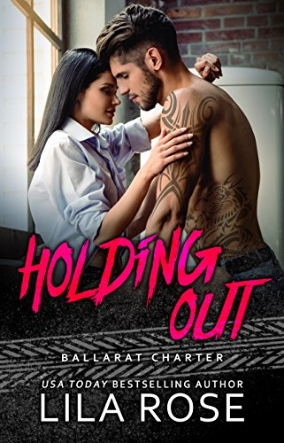 Holding Out (English Edition) (Rose Lila)