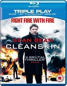 Cleanskin - Triple Play (Blu-ray + DVD + UV Copy) [2012] [Region Free]