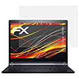 atFolix Schutzfolie kompatibel mit Dell Venue 10 7000 Displayschutzfolie, HD-Entspiegelung FX Folie (2X)