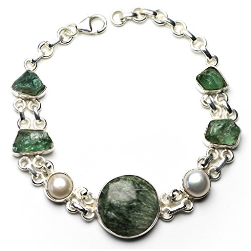 stargemstm-natural-russian-seraphiniteriver-pearl-and-drusy-druzy-925-sterling-silver-bracelet-6-3-4