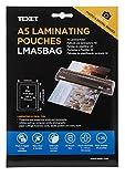 Texet - Láminas para plastificar fotos (tamaño A5)