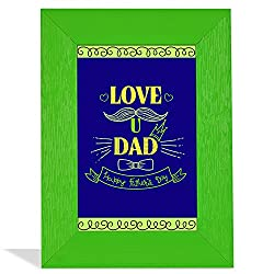 Youre Best Dad Ever Quotation Frame