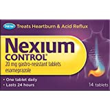 Nexium Control 14 tablets 20mg - For Frequent Heartburn