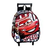 Disney Cars - Trolley sac à dos maternelle 24x28x11cm - Livraison gratuite chez Bigdiscounteronline