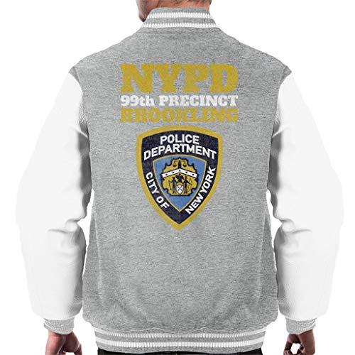 Cloud City 7 Brookling 99th Precinct Brooklyn Nine Nine Men's Varsity Jacket