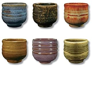 Amaco 39182X Potters Choice Glazes, 1 pint Capacity, Assorted Colors by AMACO