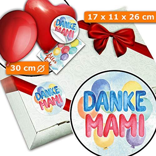 Danke Mami - Geschenke Boxen - Mama Geburtstagsgeschenke Ideen - Mami-box