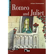 Romeo And Juliet+cd-rom (reading Shakespeare) (Black Cat. reading And Training)