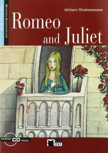 Romeo And Juliet+cd-rom reading Shakespeare Black