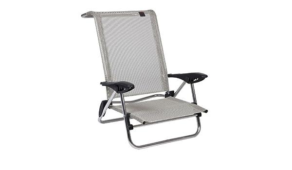 Sedia A Sdraio Classica Lafuma : Lafuma rsxa sedia pieghevole modello assenzio struttura marrone