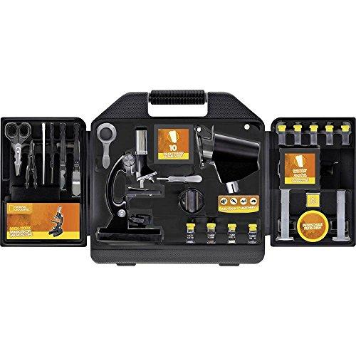 National Geographic, Mikroskop mit Handy