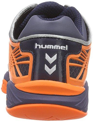 hummel HUMMEL OMNIC Z8 FSHIELD TROPHY Unisex-Erwachsene Hallenschuhe Grau (Graphite 2786)