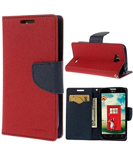Motorola Moto X Play Red Flip Cover