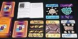 Gifts and Guidance Kristalltherapie Karten Orakel Kartendeck und Tagebuch Ratgeber -