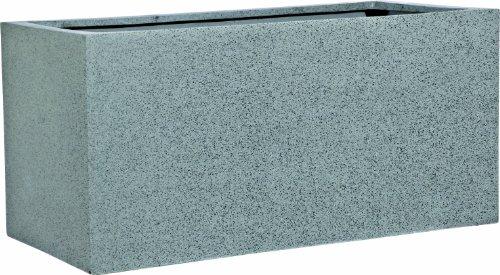 Esteras Blumenkübel, Smartline Buren 97, grau, 47x97x47 cm, 8520523197