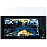 2 x atFoliX Anti-choc Film Protecteur Kenwood DNX715WDAB Film Protecteur - FX-Shock-Clear
