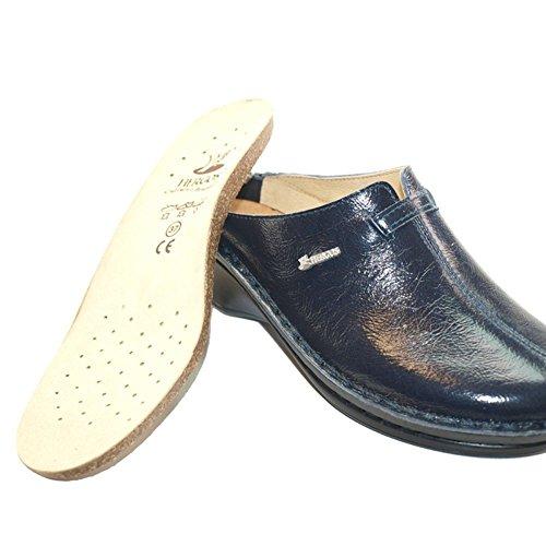 Sabatini Calzature, Herren Clogs & Pantoletten Blu