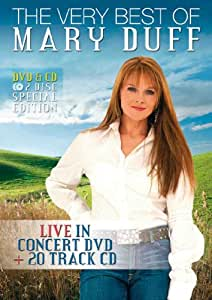 The Very Best Of Mary Duff Special Edition [DVD]
