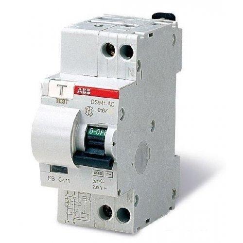 ABB-ENTRELEC F202AC-16/0 01 - DIFERENCIAL F202AC 16A 10MA