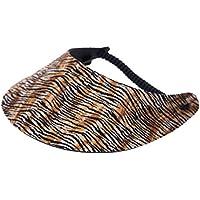 xfore Golfwear XFORE visera de golf Samba para mujer con diseño de tigre, talla única