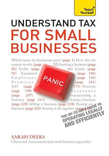 Understand Tax for Small Busines...