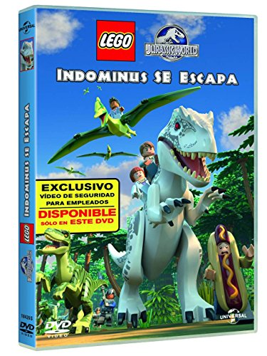 Jurassic World Lego: Indominus Escapade [DVD]
