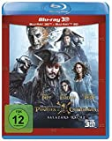 Pirates of the Caribbean 5 - Salazars Rache  (+ Blu-ray 2D) -
