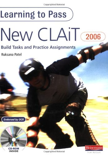 New CLAiT Build Tasks and Practice Assignments (Learning to Pass) por Ruksana Patel