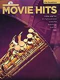 Movie Hits Instrumental Playalong: Alto Saxophone. Partitions, CD pour Saxophone Alto