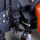 FUXTEC Benzin Kehrmaschine KM196 Mo...