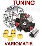 Unbranded Sport Racing Tuning VARIOMATIK KIT Satz für China Roller 50 4 TAKT 139QMB Motor Zylinderkit