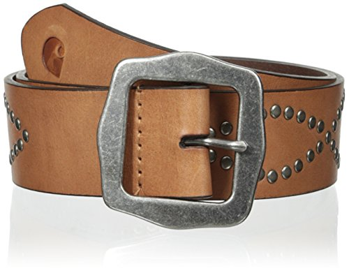 Carhartt Women's Figure Eight Belt, Tan, Small