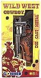 Gonher 201/0 - Set da Cowboy del Selvaggio West, Revolver a 8 Colpi