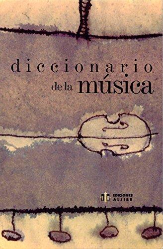 Diccionario de la música por Ricardo Rodrigues Gama