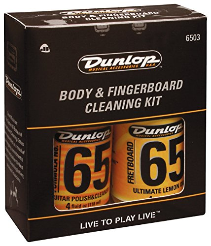 Dunlop DL PF 00014 6503 65 Gitarren Griffbrett Reinigungsset