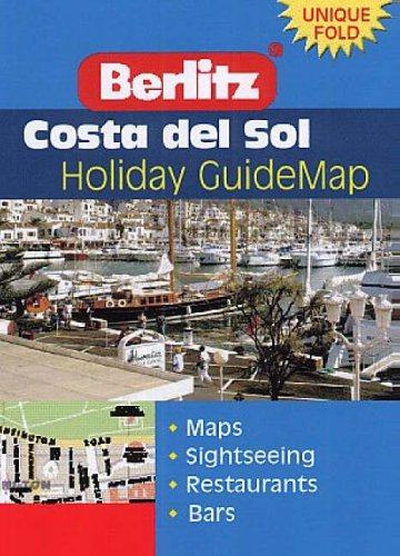 Costa Del Sol Berlitz Guidemap (Berlitz Holiday Z Guidemaps S.)