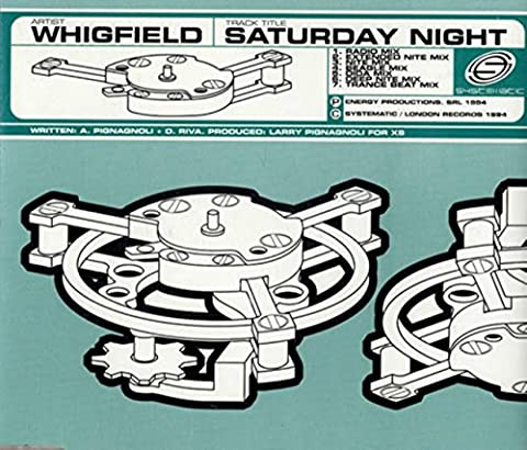 Saturday night (7 versions, 1994, Systematic Records)